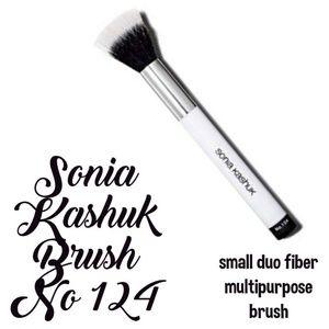 Sonia Kashuk Brush #124 Small Multipurpose